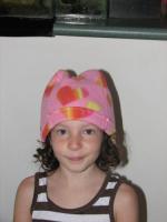 Pink Beanie 1