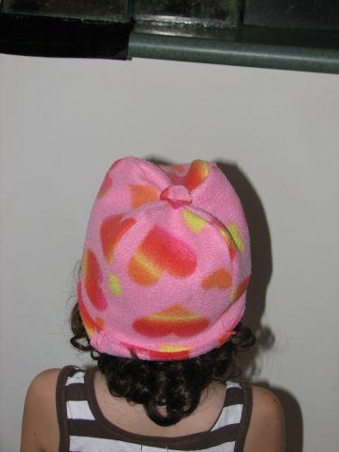Pink Beanie 2