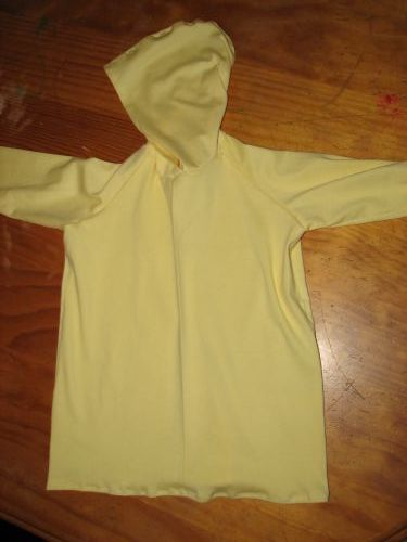 E6 Yellow Hoody Top