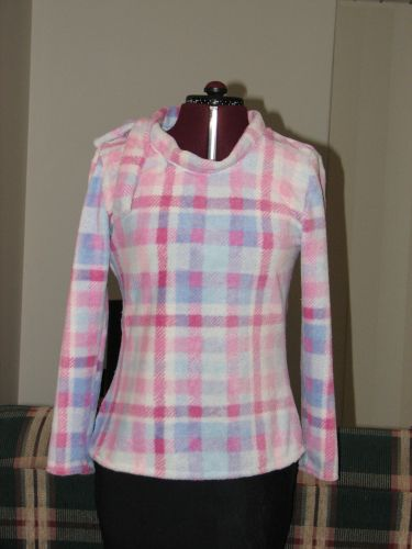 Plaid Jumper for M12