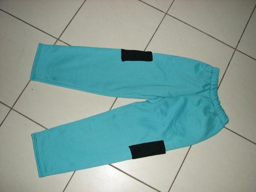 Green & Black Pants