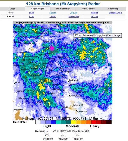 Rain Map1